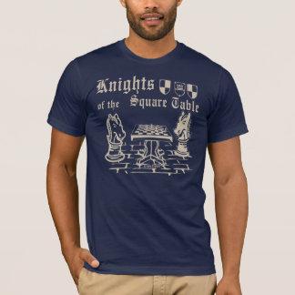 Chevaliers du Tableau carré, le T-shirt des hommes
