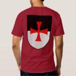Chevaliers Templar Beauceant avec la chemise T-shirt
