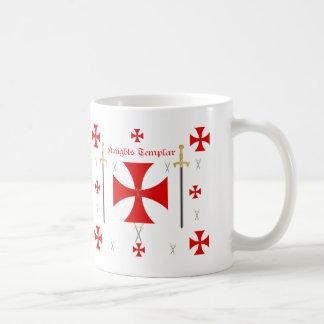 Chevaliers Templar Mug