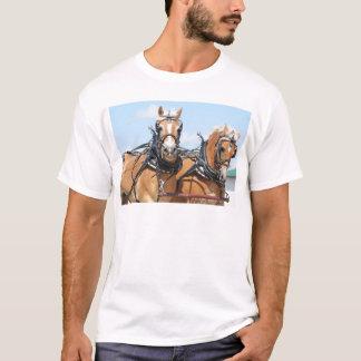 Chevaux belges t-shirt