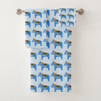 Chevaux bleus de Dala