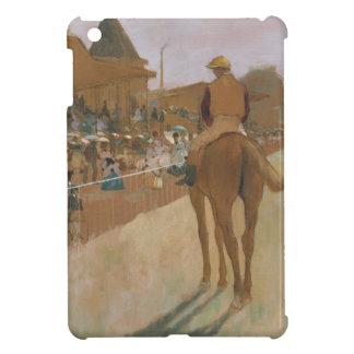 Chevaux de course d'Edgar Degas | devant les Étui iPad Mini