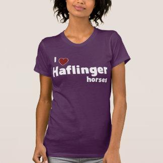 Chevaux de Haflinger