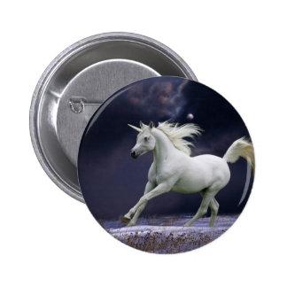 Chevaux d'imaginaire : Licorne Badge