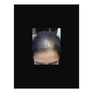 Cheveux T Prospectus 21,6 Cm X 24,94 Cm