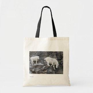 Chèvre de montagne sac fourre-tout
