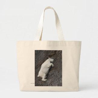 Chèvre de montagne sac de toile