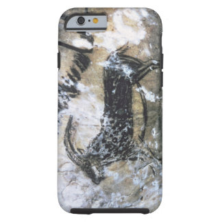 Chèvre ou chamois, peinture de roche dans la salle coque tough iPhone 6