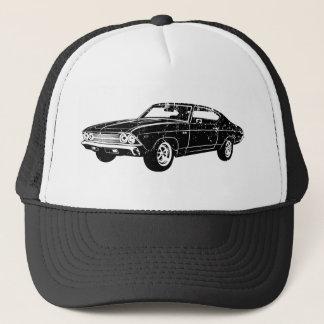 Chevrolet 1969 Chevelle 396 solides solubles Casquette