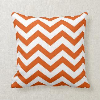 orange coussins. Black Bedroom Furniture Sets. Home Design Ideas