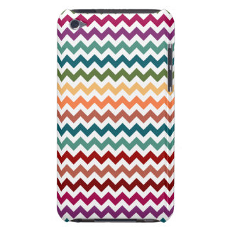 Chevrons multicolores | personnalisable coque iPod touch Case-Mate