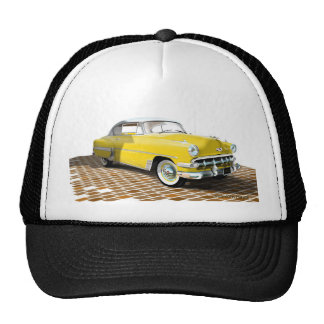 Chevy 1953 casquette de camionneur