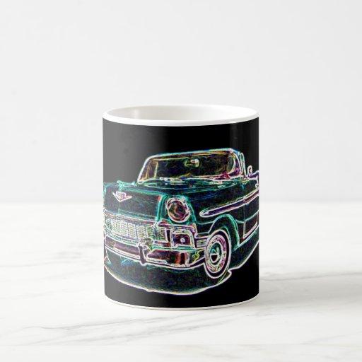 Chevy 1956 tasse