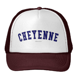 Cheyenne Casquette De Camionneur