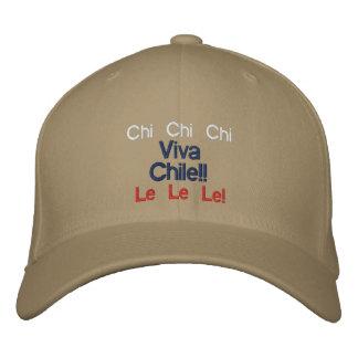 Chi de Chi de Chi, Le Le Le ! Casquette du Chili