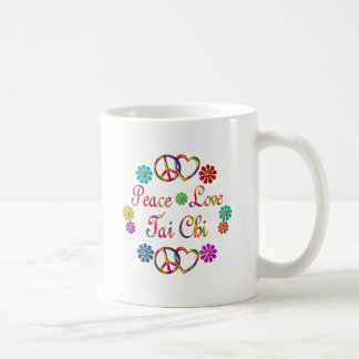 Chi de Tai d'amour de paix Mug