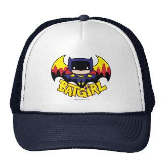Chibi Batgirl avec l'horizon et le logo de Gotham Casquette De Camionneur