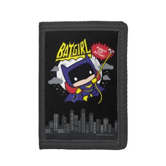 Chibi Batgirl prêt pour l'action
