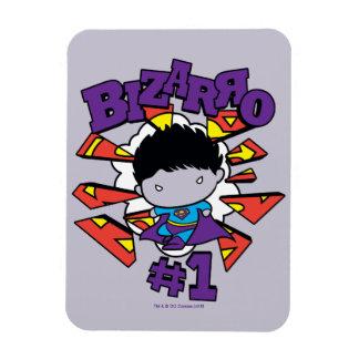 Chibi Bizarro #1 Magnet Rectangulaire Avec Photo