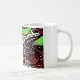 chibi tête de mort tasse à café