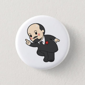 Chibi Vladimir Ilyich Lénine Badge