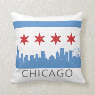 Chicago : Coussin venteux de ville