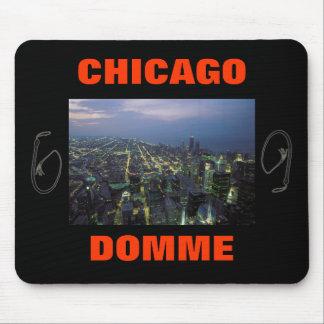 CHICAGO DOMME TAPIS DE SOURIS