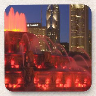 Chicago, l'Illinois, fontaine de Buckingham Sous-bock