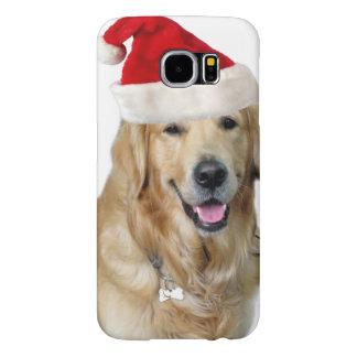 Chien-animal familier de Labrador Noël-père Noël