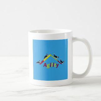 Chien d'agilité mug