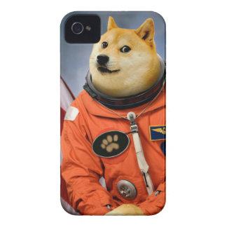 chien d'astronaute - doge - shibe - memes de doge coque iPhone 4