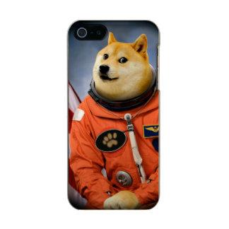 chien d'astronaute - doge - shibe - memes de doge coque iPhone 5 incipio feather® shine