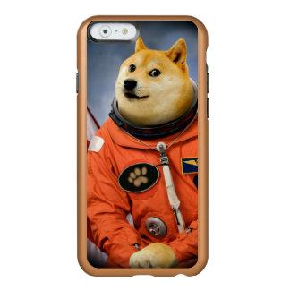 chien d'astronaute - doge - shibe - memes de doge coque iPhone 6 incipio feather® shine