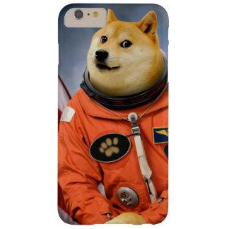 chien d'astronaute - doge - shibe - memes de doge coque iPhone 6 plus barely there