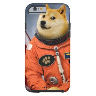 chien d'astronaute - doge - shibe - memes de doge coque tough iPhone 6