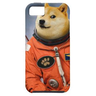 chien d'astronaute - doge - shibe - memes de doge étuis iPhone 5