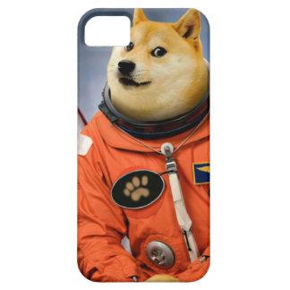 chien d'astronaute - doge - shibe - memes de doge iPhone 5 case