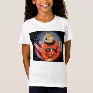 chien d'astronaute - doge - shibe - memes de doge T-Shirt