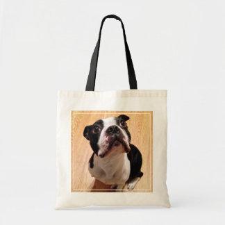Chien de Boston Terrier Sacs Fourre-tout