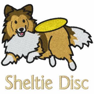 Chien de disque de Sheltie