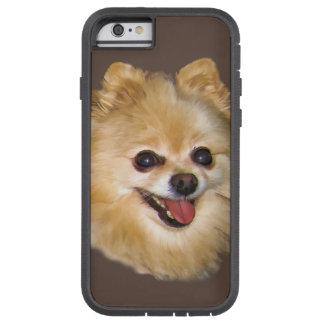 Chien de Pomeranian personnalisable Coque iPhone 6 Tough Xtreme