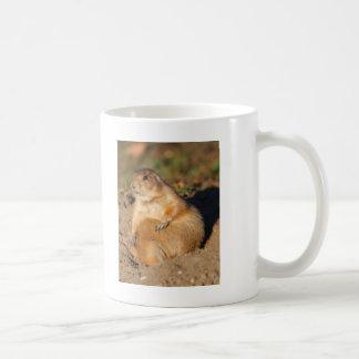 chien de prairie mug