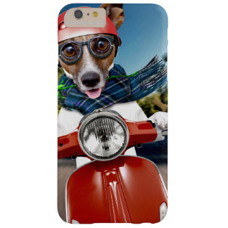 Chien de scooter, cric Russell Coque iPhone 6 Plus Barely There