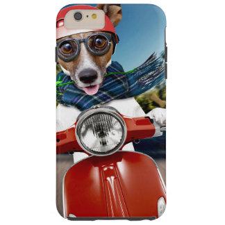 Chien de scooter, cric Russell Coque iPhone 6 Plus Tough