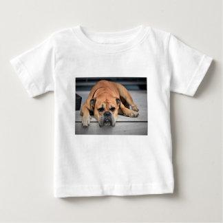 Chien de Taureau T-shirt Pour Bébé