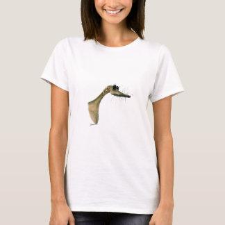 chien de whippet, fernandes élégants t-shirt