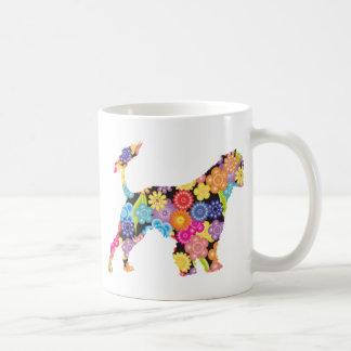 Chien d'eau portugais mug