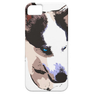 Chien enroué coque barely there iPhone 5