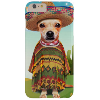 Chien mexicain, chiwawa coque iPhone 6 plus barely there