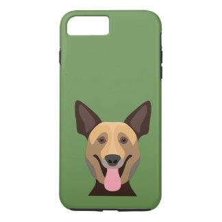 chien ps075 coque iPhone 7 plus